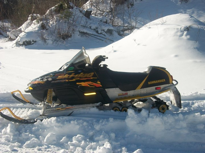 Ski Doo Mxz Adrenaline 600 Ho 2003 Garage System Dootalk Forums