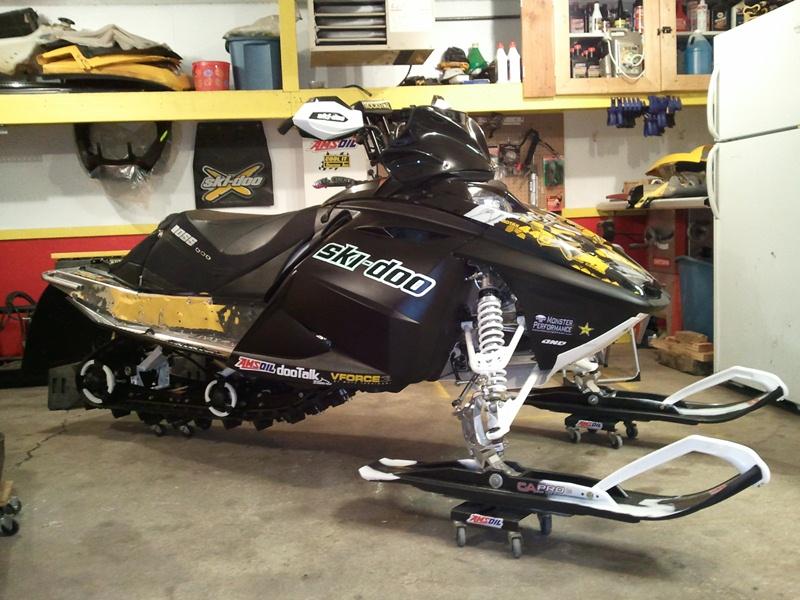 Ski Doo Mxzx 440 800 2007
