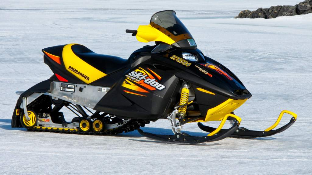 Ski Doo Mxz 600 Ho Sport 2003 Garage System Dootalk Forums