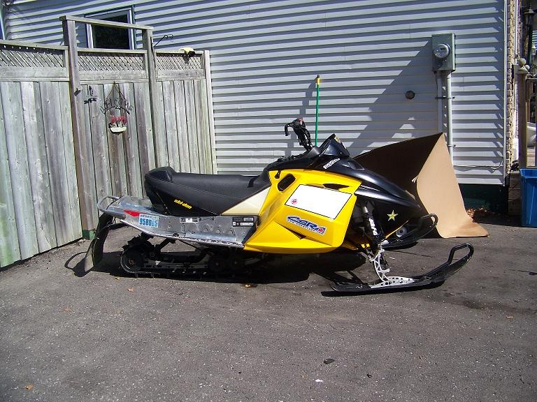 Ski Doo Mxzx 440 2005